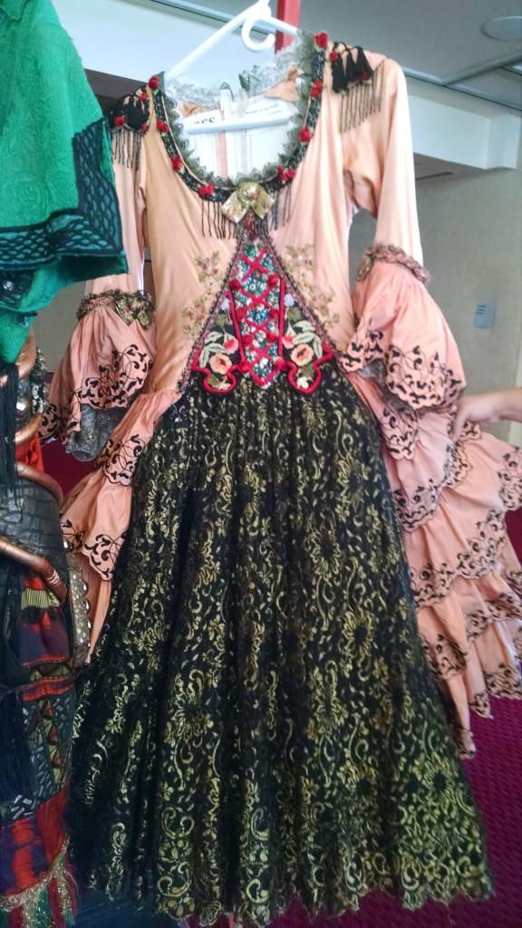 Christine's dress