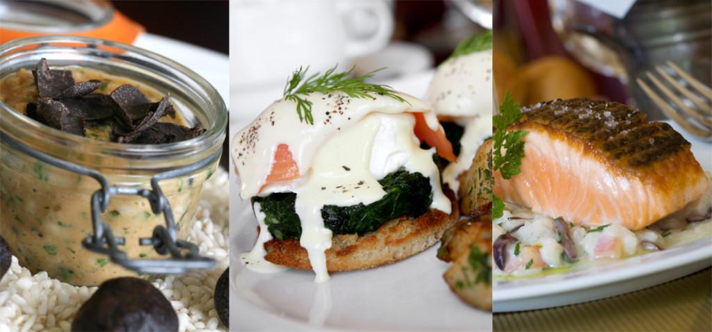 Delectable choices at Etoile Cuisine et Bar photo credit: etoilecuisine.com