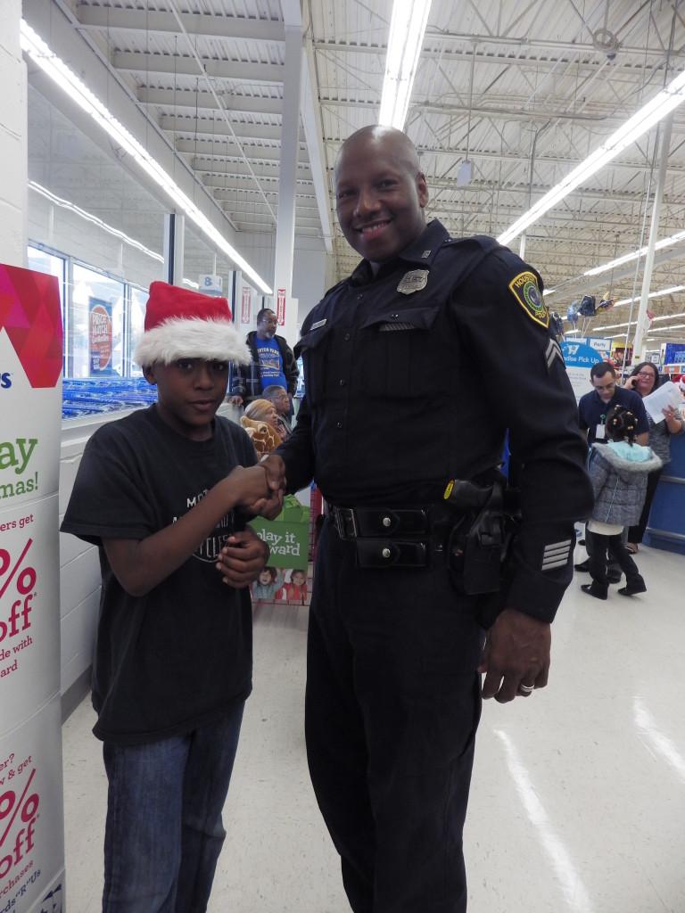 Officer Charles Webb & Roman Webb